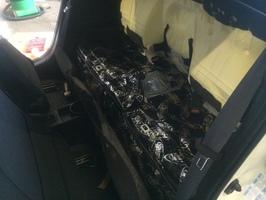 Honda Sound Proofing